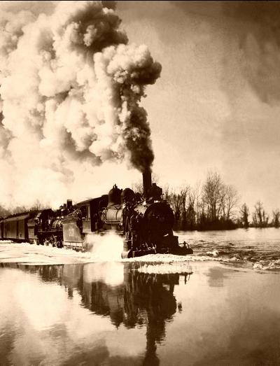 Фотографии железных дорог США (Фото 6)