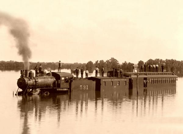 Фотографии железных дорог США (Фото 22)