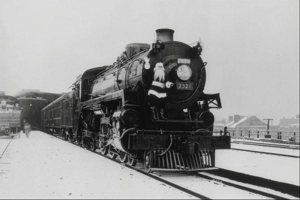 Канадские железные дороги. (Фото 18)
