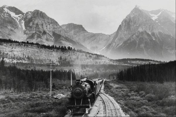 Канадские железные дороги. (Фото 9)