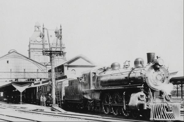 Канадские железные дороги. (Фото 13)