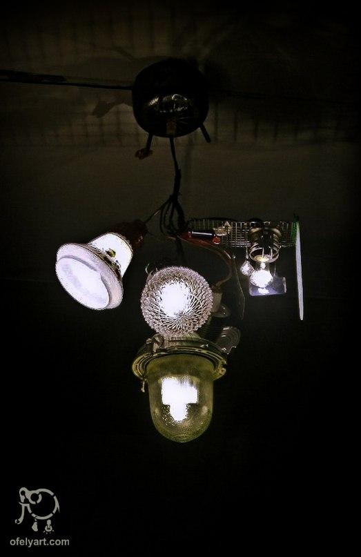 Индивидуальные предметы интерьера ...Свет /// студия OfelyArt (Фото 15)
