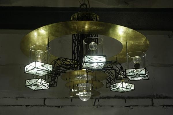 Индивидуальные предметы интерьера ...Свет /// студия OfelyArt (Фото 8)