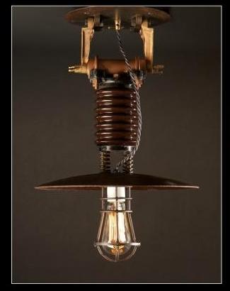 Светильники Кори Баркмана (Фото 5)