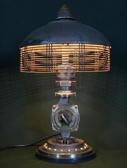Светильники Кори Баркмана (Фото 6)