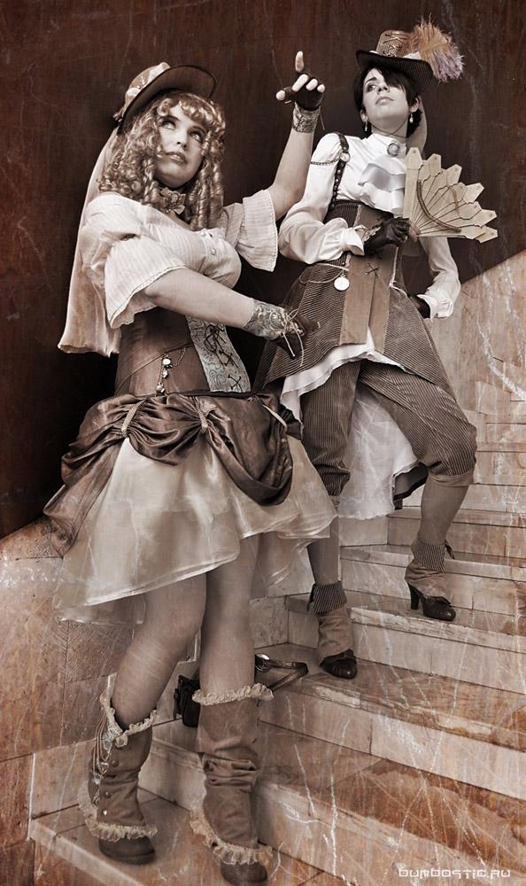 Кукловод со своей куклой на Аниматриксе-2011. Итог.