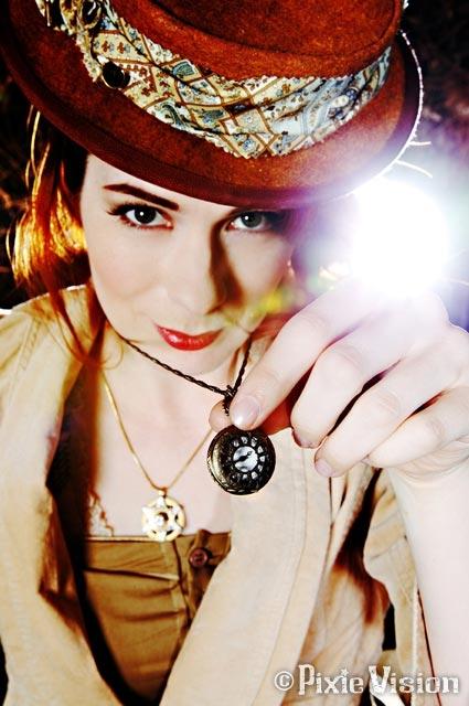 Felicia Day и Neo-Victorian Steampunk (Фото 2)