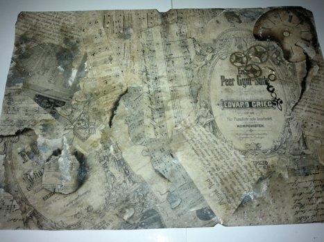 Обложка для нотной тетради (Фото 8)