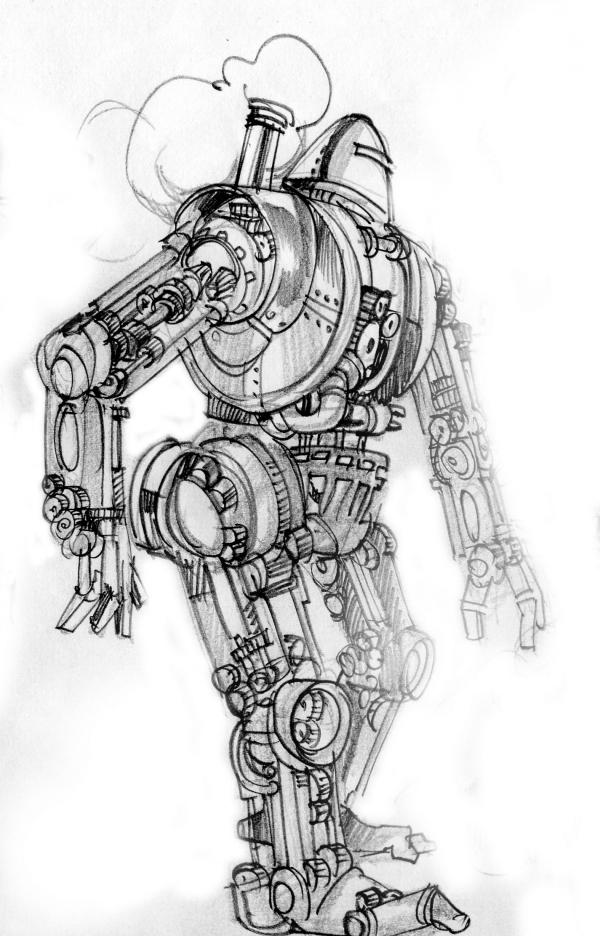 графический стимпанк (Фото 7)