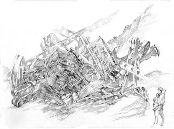 графический стимпанк (некро) (Фото 3)