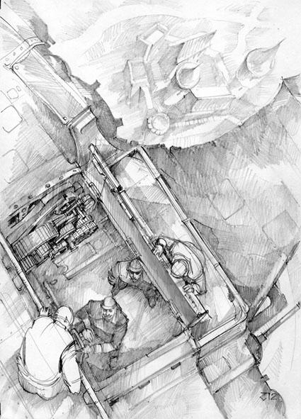 графический аэростимпанк 2 (Фото 5)
