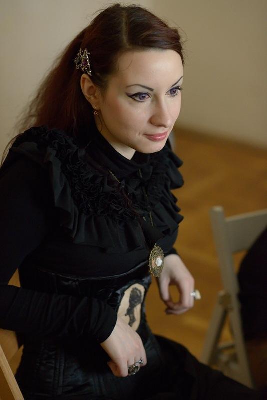"""Отчет о круглом столе """"Развитие стимпанка в России"""" (Фото 11)"""