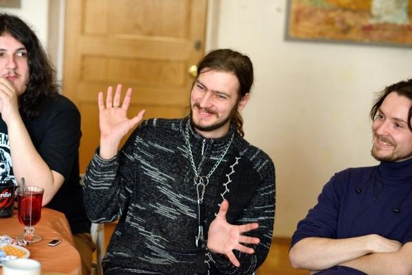 """Отчет о круглом столе """"Развитие стимпанка в России"""" (Фото 6)"""