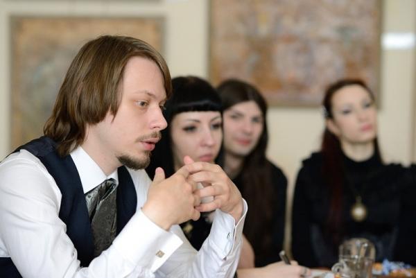 """Отчет о круглом столе """"Развитие стимпанка в России"""" (Фото 10)"""