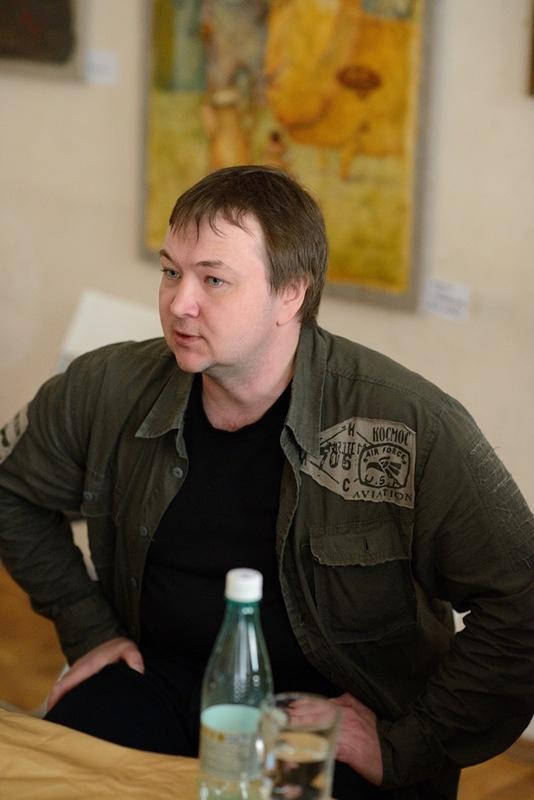 """Отчет о круглом столе """"Развитие стимпанка в России"""" (Фото 5)"""