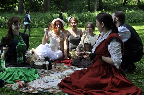 Викторианский пикник 2013 - отчет (Фото 30)