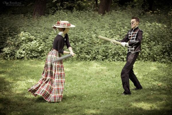 Викторианский пикник 2013 - отчет (Фото 9)