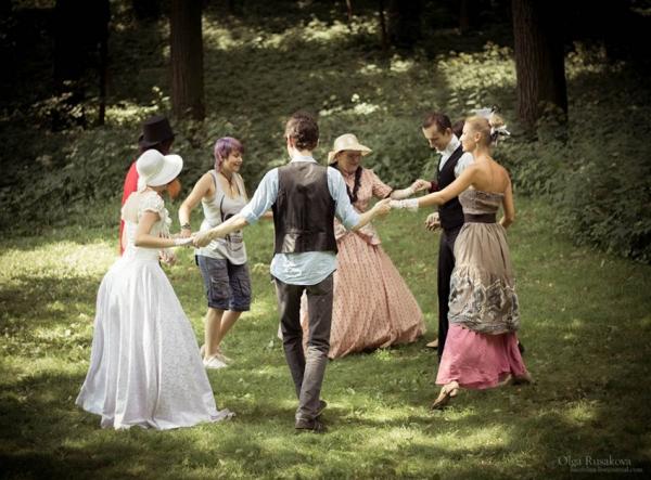 Викторианский пикник 2013 - отчет (Фото 2)