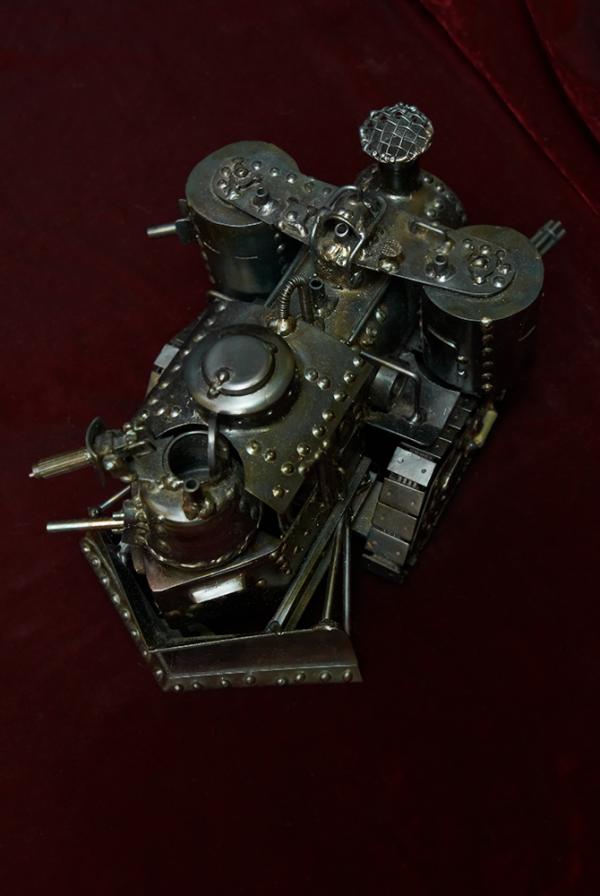 Стенд Steampunk на конвенте Эврикон 2013 - официальный отчет (Фото 8)