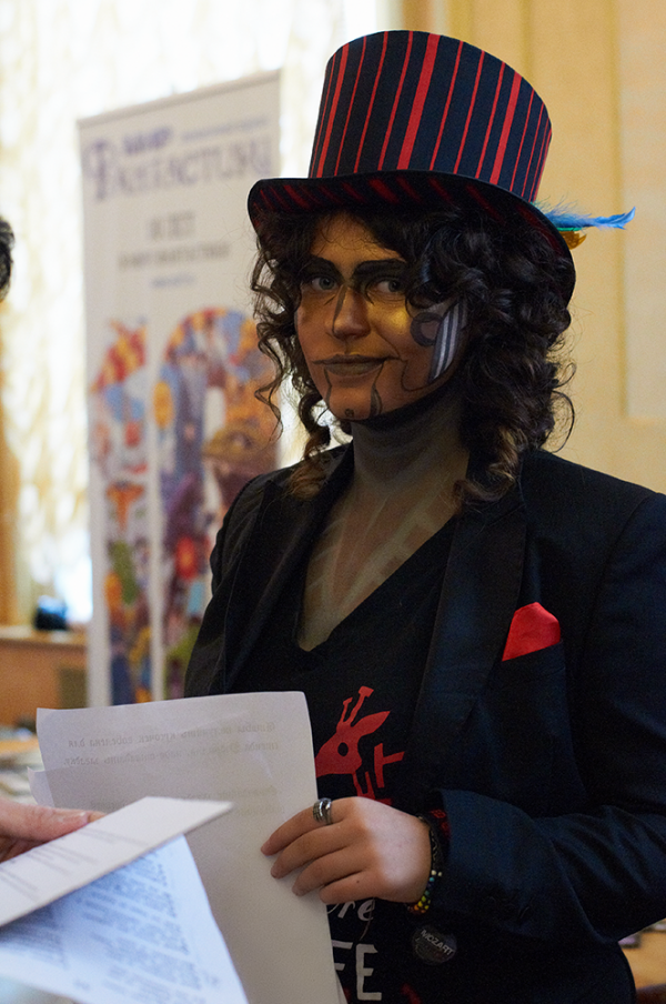 Стенд Steampunk на конвенте Эврикон 2013 - официальный отчет (Фото 11)