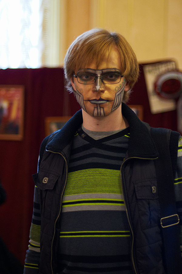 Стенд Steampunk на конвенте Эврикон 2013 - официальный отчет (Фото 24)
