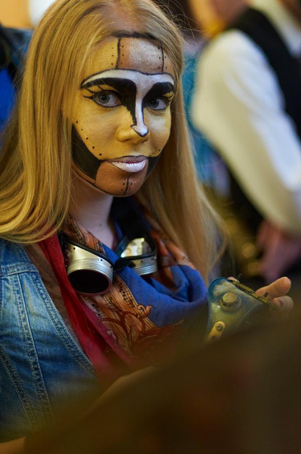 Стенд Steampunk на конвенте Эврикон 2013 - официальный отчет (Фото 12)