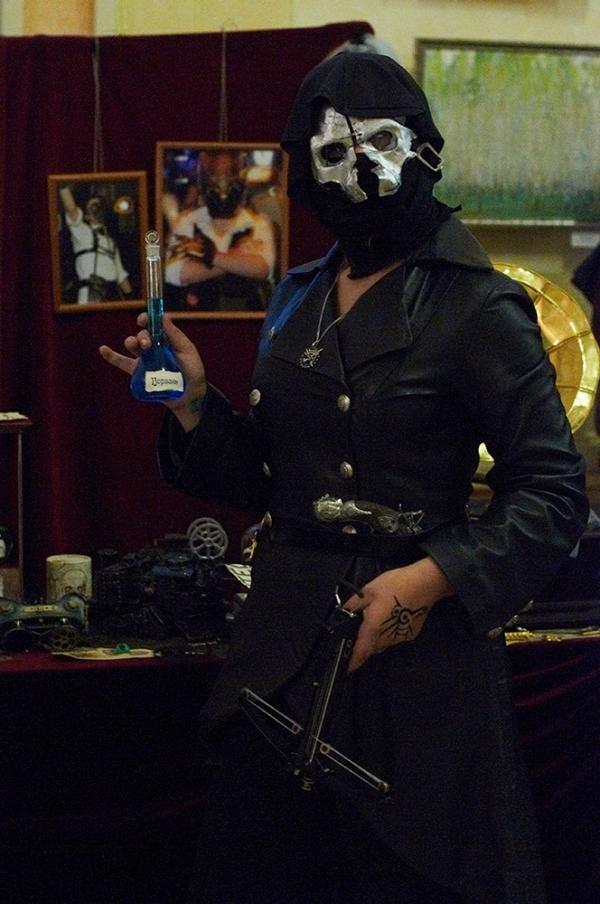 Стенд Steampunk на конвенте Эврикон 2013 - официальный отчет (Фото 16)