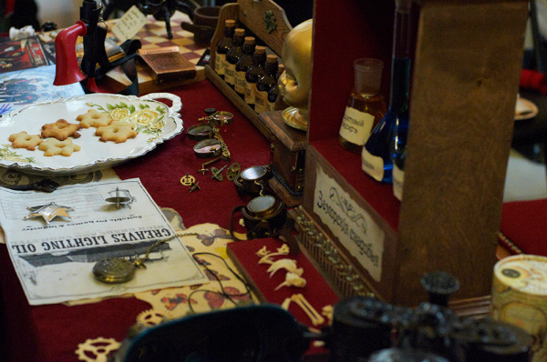 Стенд Steampunk на конвенте Эврикон 2013 - официальный отчет (Фото 19)