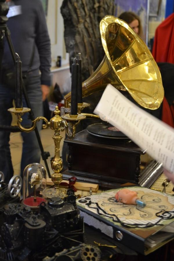 Стенд Steampunk на конвенте Эврикон 2013 - официальный отчет (Фото 2)