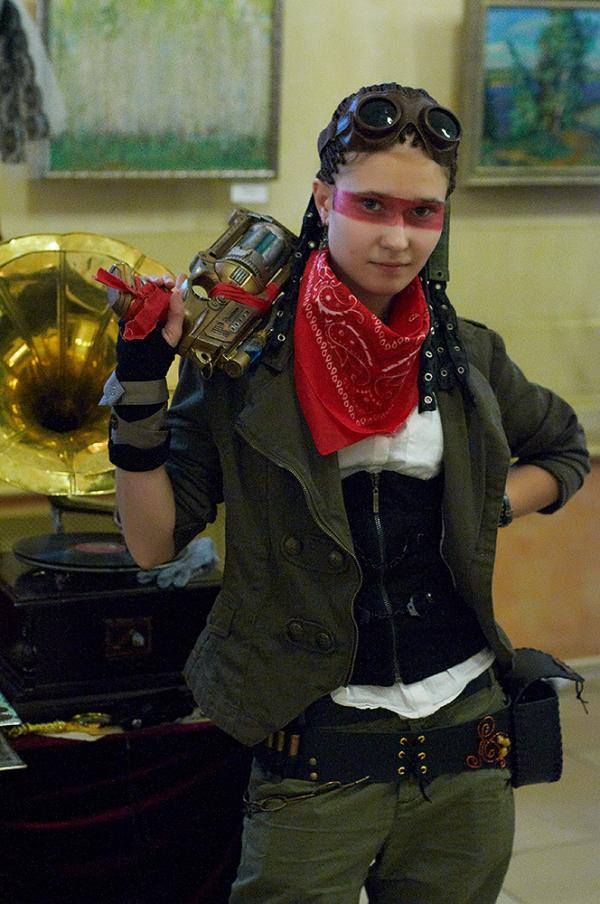 Стенд Steampunk на конвенте Эврикон 2013 - официальный отчет (Фото 14)