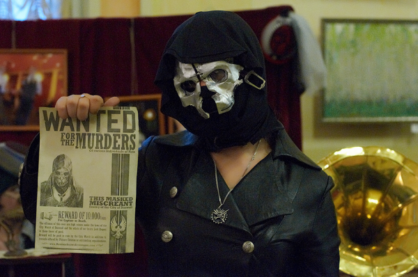Стенд Steampunk на конвенте Эврикон 2013 - официальный отчет (Фото 15)