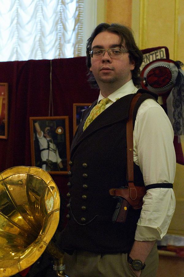 Стенд Steampunk на конвенте Эврикон 2013 - официальный отчет (Фото 23)