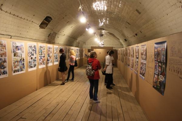 Фестиваль рисованных историй КомМиссия - региональный проект (Фото 4)