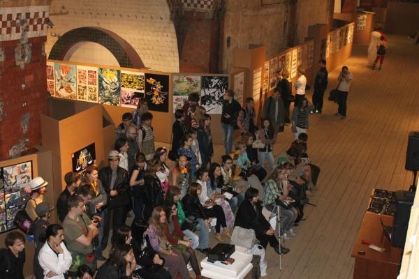 Фестиваль рисованных историй КомМиссия - региональный проект (Фото 5)