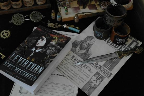 Стенд Steampunk на фестивале рисованных историй КомМиссия (Фото 2)