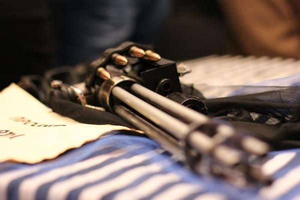 Городской фестиваль фантастики «Роскон» - стенд стимпанка - официальный отчет