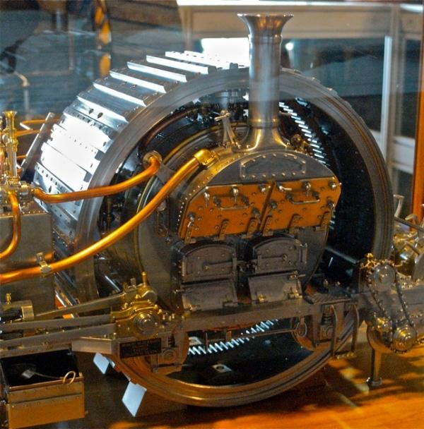 1863 Blackburn Agricultural Engine. (Фото 6)