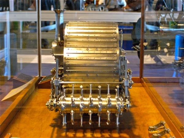 1863 Blackburn Agricultural Engine. (Фото 5)