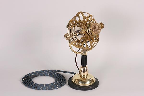 Girl Genius Radio Theater Microphone
