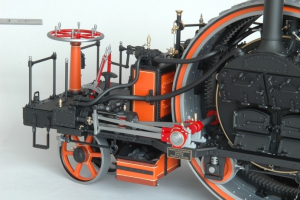 1863 Blackburn Agricultural Engine. (Фото 4)