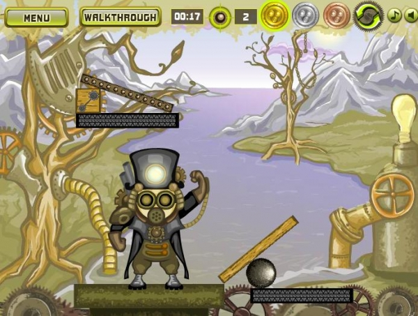 Steampunk flash game (Фото 3)