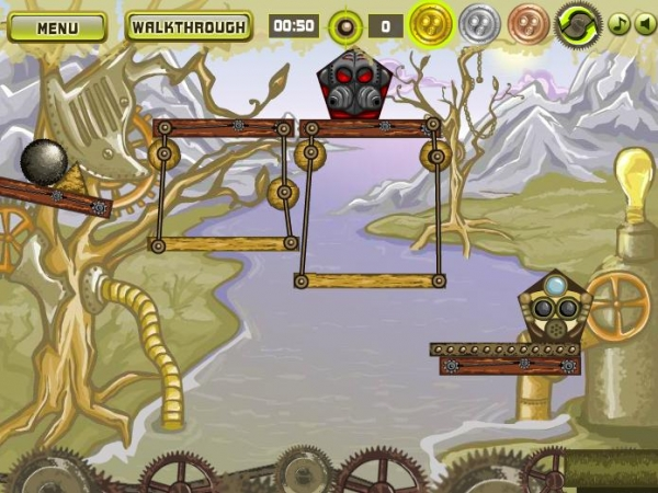 Steampunk flash game (Фото 2)