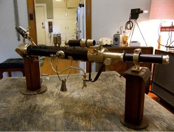 """Steampunk Sub-Machine Gun"" by Neil Morrison (Фото 2)"