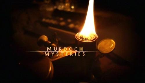 Расследования Мердока  2008 год
