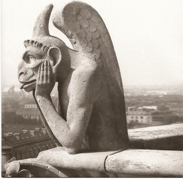 Фото старого Парижа (Фото 6)