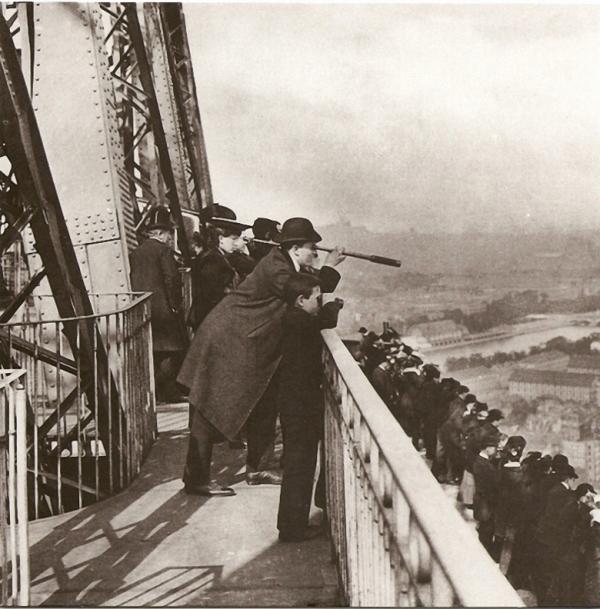 Фото старого Парижа (Фото 8)