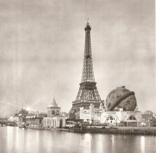 Фото старого Парижа (Фото 5)