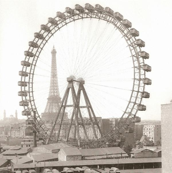 Фото старого Парижа (Фото 4)