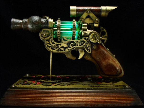 Clockwork Vapourizer (by Nick Robatto) (Фото 2)