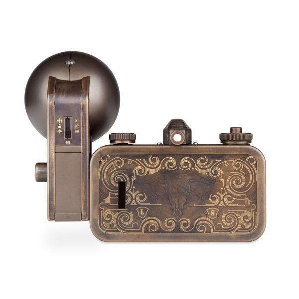 Пленочный фотоаппарат La Sardina Belle Starr (Фото 4)